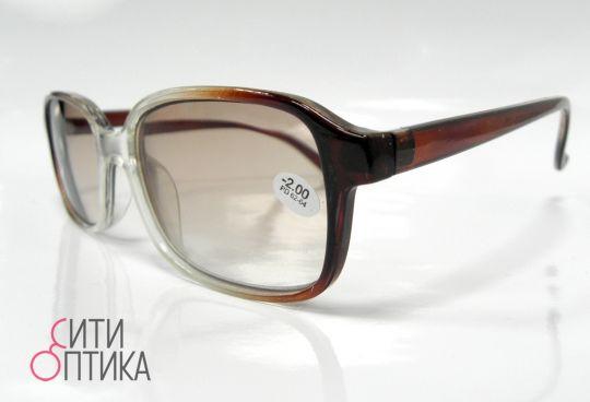 Готовые очки с тонировкой HK 004 52-18-138