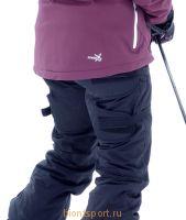 Термосидушка для катания на горных лыжах