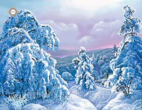 Мороз И Солнце. А3 (набор 1050 рублей) Миледи СЛ-3068