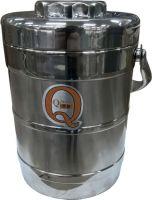 Термос Qiaoxin с контейнерами для еды 1,4 литра