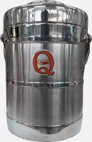 Термос Qiaoxin с контейнерами для еды 2,2 литра