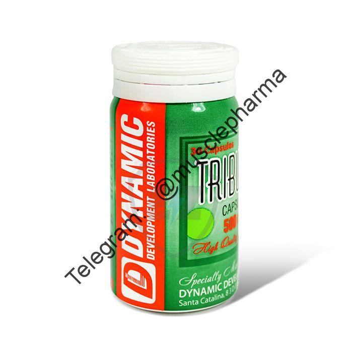 ТРИБУЛУС (Dynamic). 30 капсул по 500 мг.