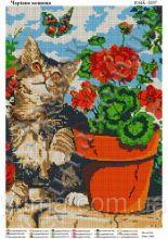 Волшебный Котик. А3 (набор 1300 рублей) ЮМА-3247