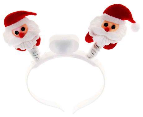 Ободки с Дедами Морозами