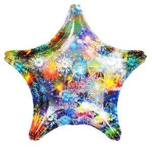 Фигура-шар Звезда (48 см.)
