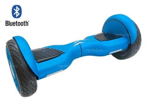 Гироскутер Smart Balance PRO PREMIUM 10.5 V1 (+AUTOBALANCE, + TAO TAO MOBILE APP) матовый синий