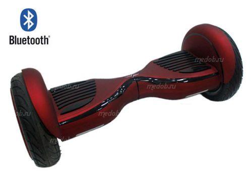 Гироскутер Smart Balance PRO PREMIUM 10.5 V1 (+AUTOBALANCE, + TAO TAO MOBILE APP) матовый красный