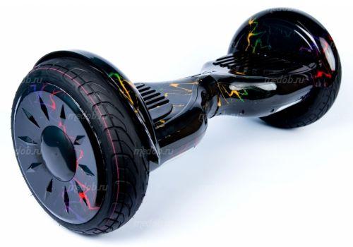 Гироскутер Smart Balance PRO PREMIUM 10.5 V1 (+AUTOBALANCE, + TAO TAO MOBILE APP) Молния цветная