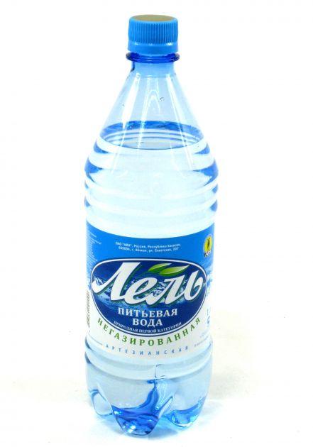 Вода пит. Лель 0,65 н/г пэт АЯН