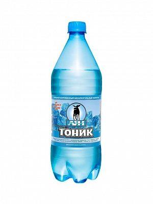 Газ. вода Серебристый тоник 1л пэт АЯН