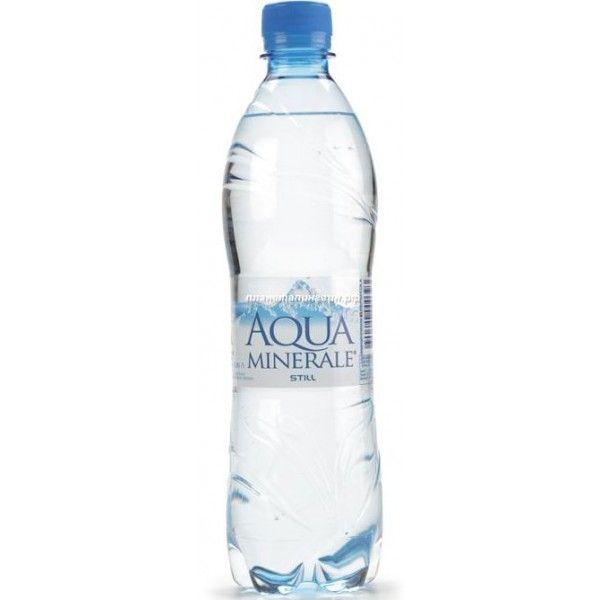 Мин.вода Аква Минерале 0,6л б/газ Пепси