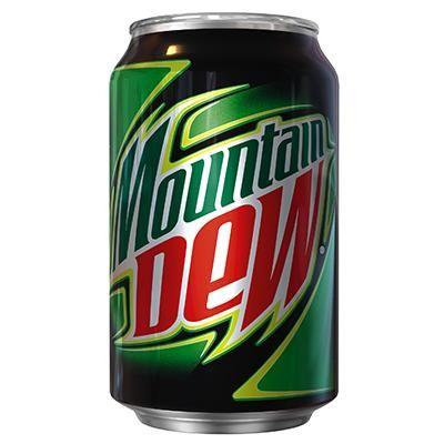 Газ. вода Маунтин Дью 0,33л ж/б Пепси