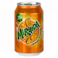Газ. вода Миринда 0,33л ж/б Пепси