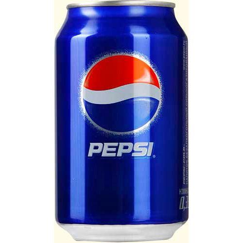 Газ. вода Пепси 0,33л ж/б Пепси