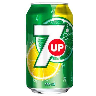 Газ. вода Севен Ап Эмиральд 0,33л ж/б Пепси
