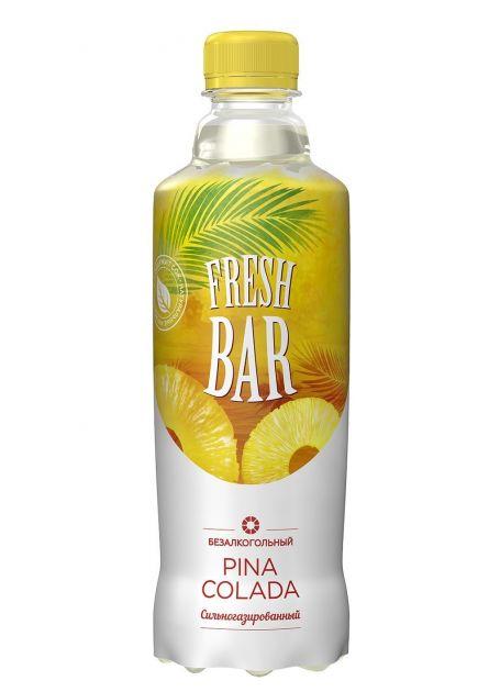 Напиток Fresh Bar Пина Колада газ 0,48л