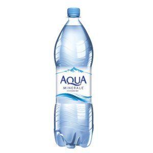 Мин.вода Аква Минерале 1л б/газ Пепси