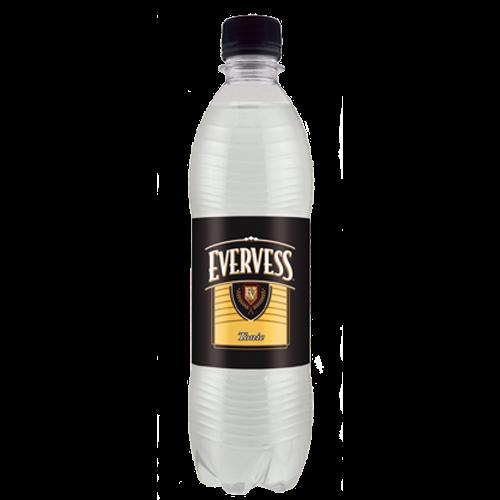 Газ. вода Эвервес Тоник Лимон 0,6л Пепси