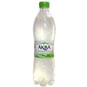 Мин.вода Аква Минерале 0,6л Лайм/Мята б/газ Пепси