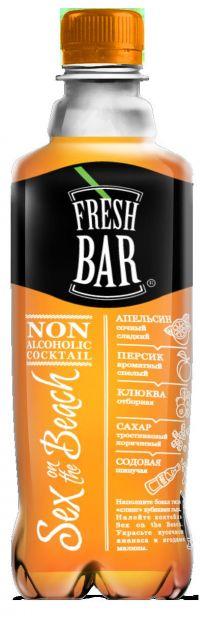 Напиток Fresh Bar Секс на Пляже газ 0,48л