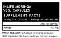 Моринга в капсулах Инлайф | INLIFE Moringa Capsules