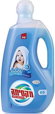 Sano Maxima Концентрированный гель Baby для стирки детской одежды 3 л
