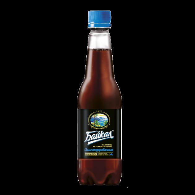 Газ. вода Напитки из Черноголовки 0,5л Байкал 1977 пэт