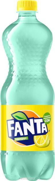 Газ. вода Фанта 0,5л Цитрус Кока-Кола
