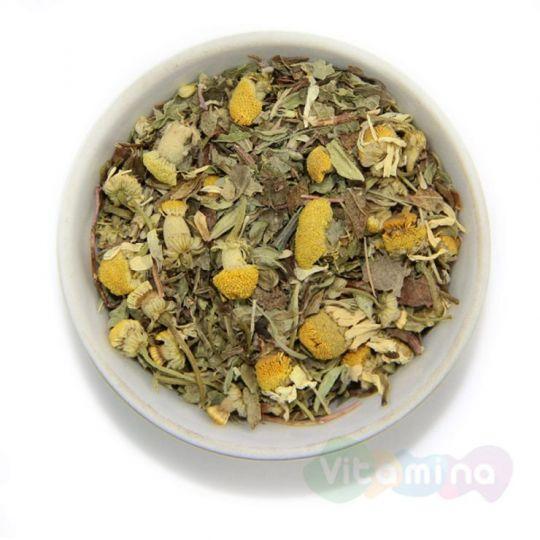 Травяной чай с чабрецом и ромашкой - Русские традиции, 100г