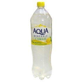 Мин.вода Аква Минерале 1,5л Лимон б/газПепси