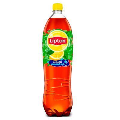 Чай Липтон 1л Лимон пэт Пепси