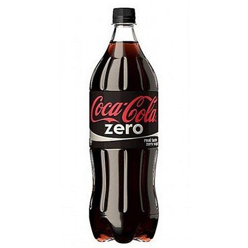 Газ. вода Кока-Кола 1,5л Zero Кока-Кола