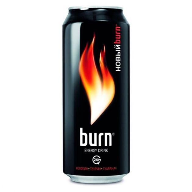 Энерг. напиток Берн 0,33л ж/б газ