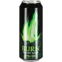 Энерг. напиток Бёрн 0,33л ж/б газ Яблоко Кока-Кола