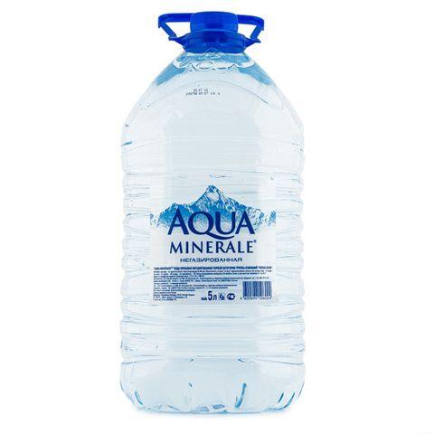 Мин.вода Аква Минерале 5л б/газ Пепси