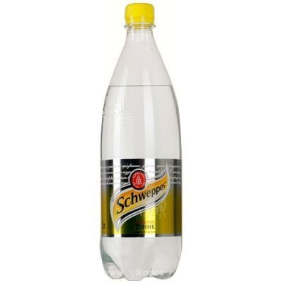 Газ. вода Швеппс 1,5л Лимон Кока-Кола