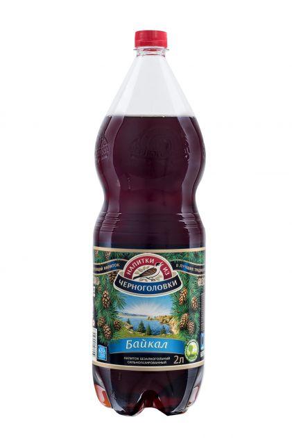 Газ. вода Напитки из Черноголовки 2л Байкал пэт