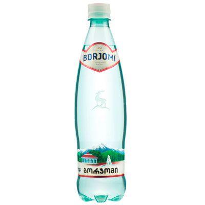 Мин. вода Боржоми 0,75л ПЭТ