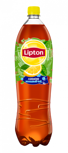Чай Липтон 1,5л Лимон пэт Пепси
