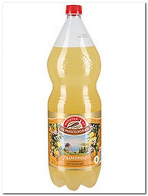 Газ. вода Напитки из Черноголовки 2л Лимонад пэт