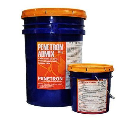Гидроизоляционная добавка Пенетрон Адмикс