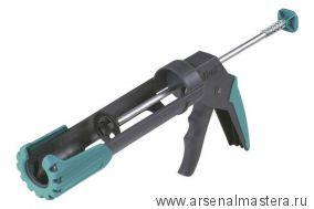 Пистолет для герметика механический с толкателем без курка с поворотным держателем MG 200 ERGO 4352000 Wolfcraft