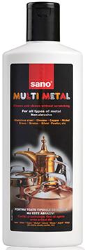 Sano Multi Metal Средство для чистки металла 270 мл