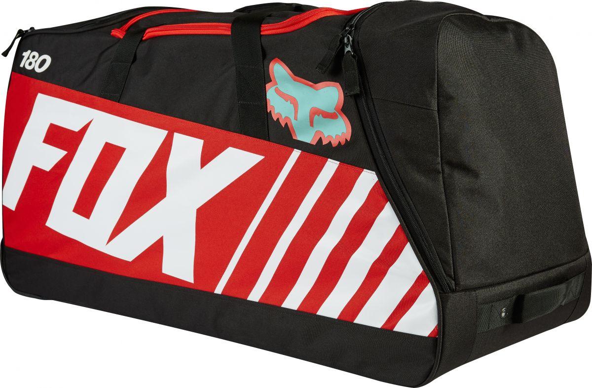 Fox - 2018 Shuttle 180 Sayak Roller Gearbag Red сумка для экипировки, красная