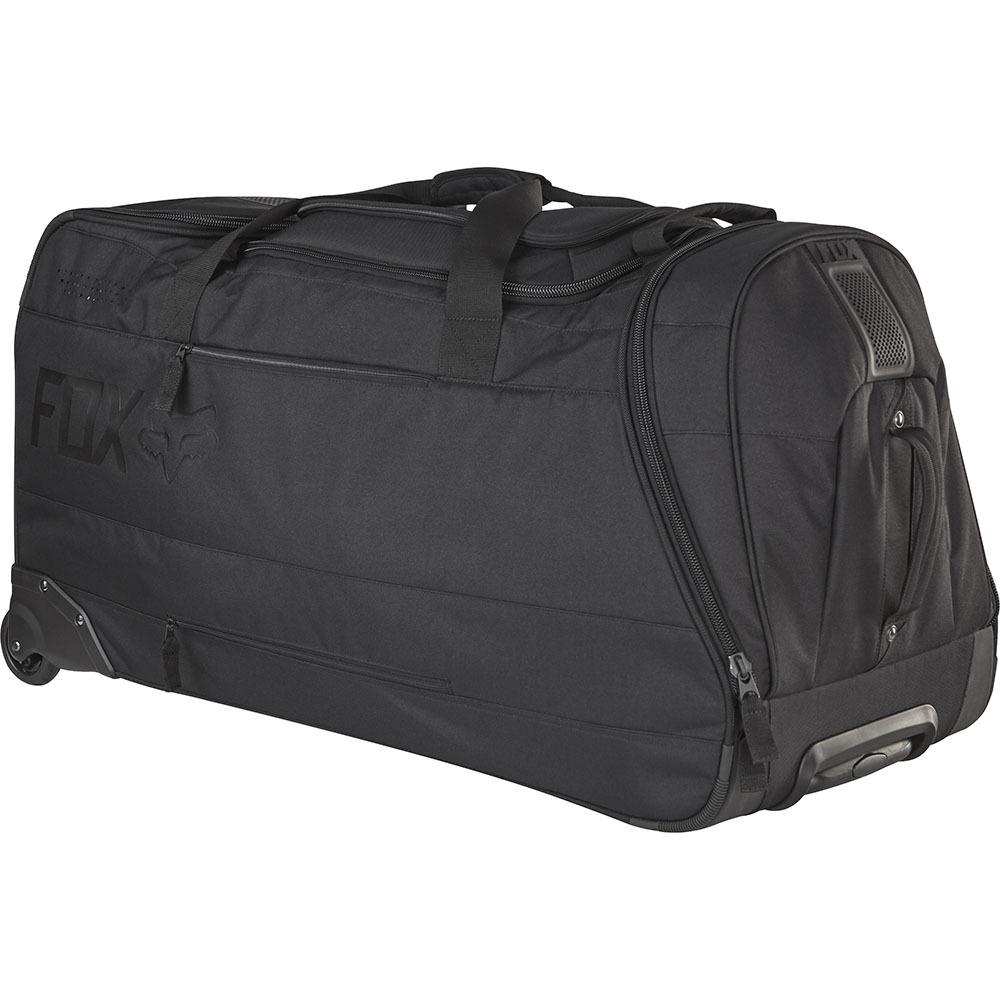 Fox Shuttle Roller Black сумка для экипировки, черная
