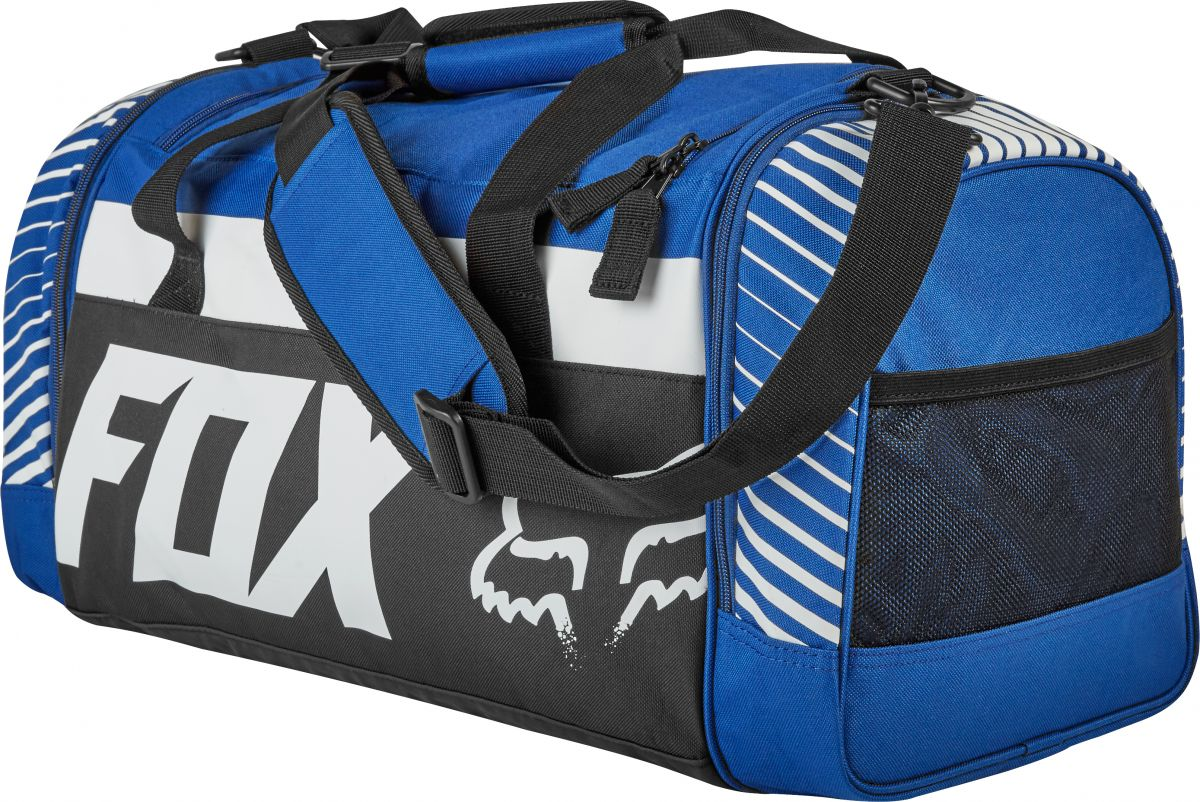 Fox - 2018 180 Race Duffle Bag Blue сумка, синяя