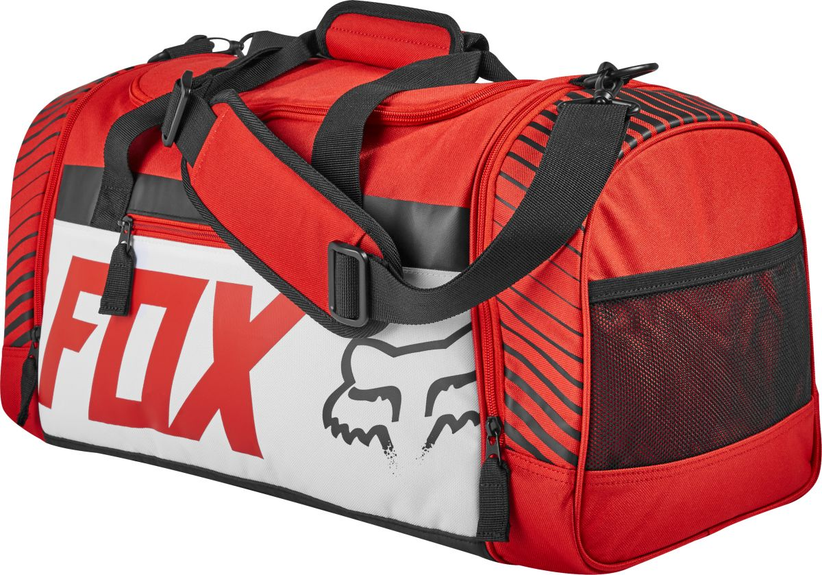 Fox - 180 Race Duffle Bag Red сумка, красная