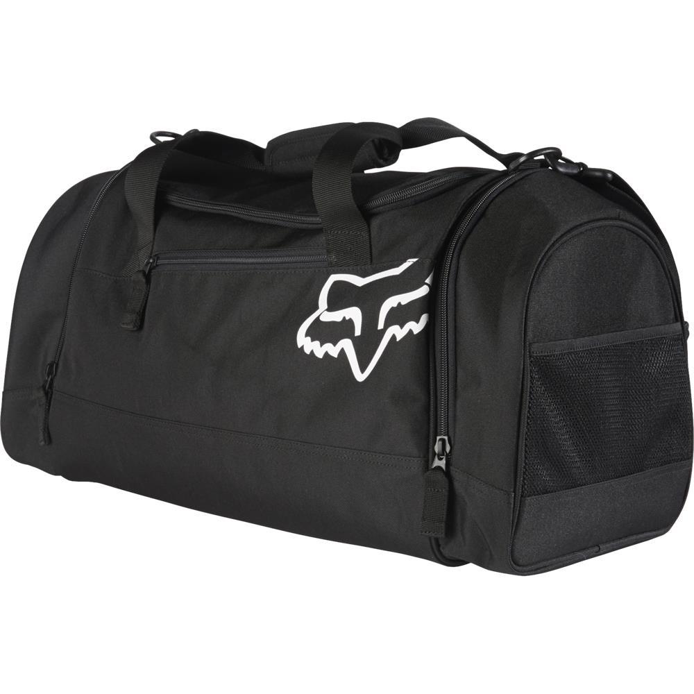 Fox 180 Duffel Gearbag Black сумка для экипировки, черная
