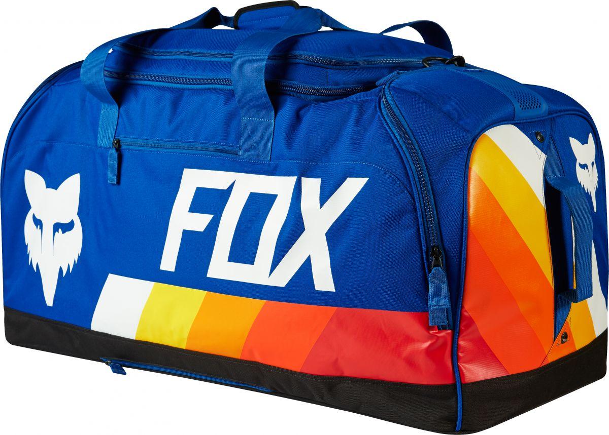 Fox - 2018 Podium Draftr Gearbag Blue сумка для экипировки, синяя