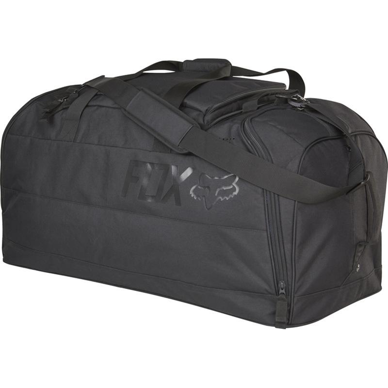 Fox Podium Gearbag Black сумка для экипировки, черная